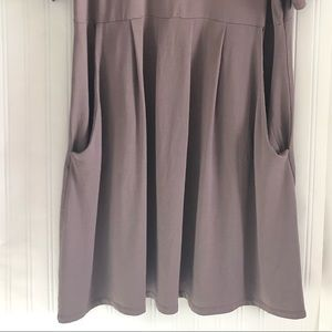 Pure Dresses - PURE ESSENCE Brand pleated dress